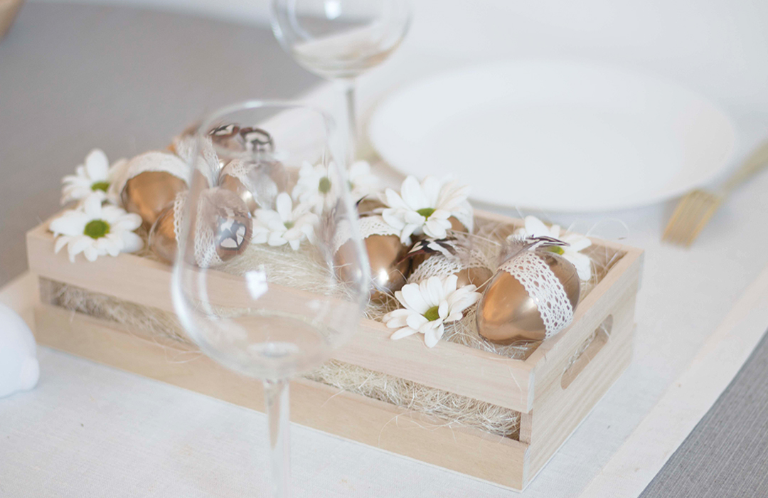 un centre de table champ tre les brindilles inspiration d co et diy. Black Bedroom Furniture Sets. Home Design Ideas
